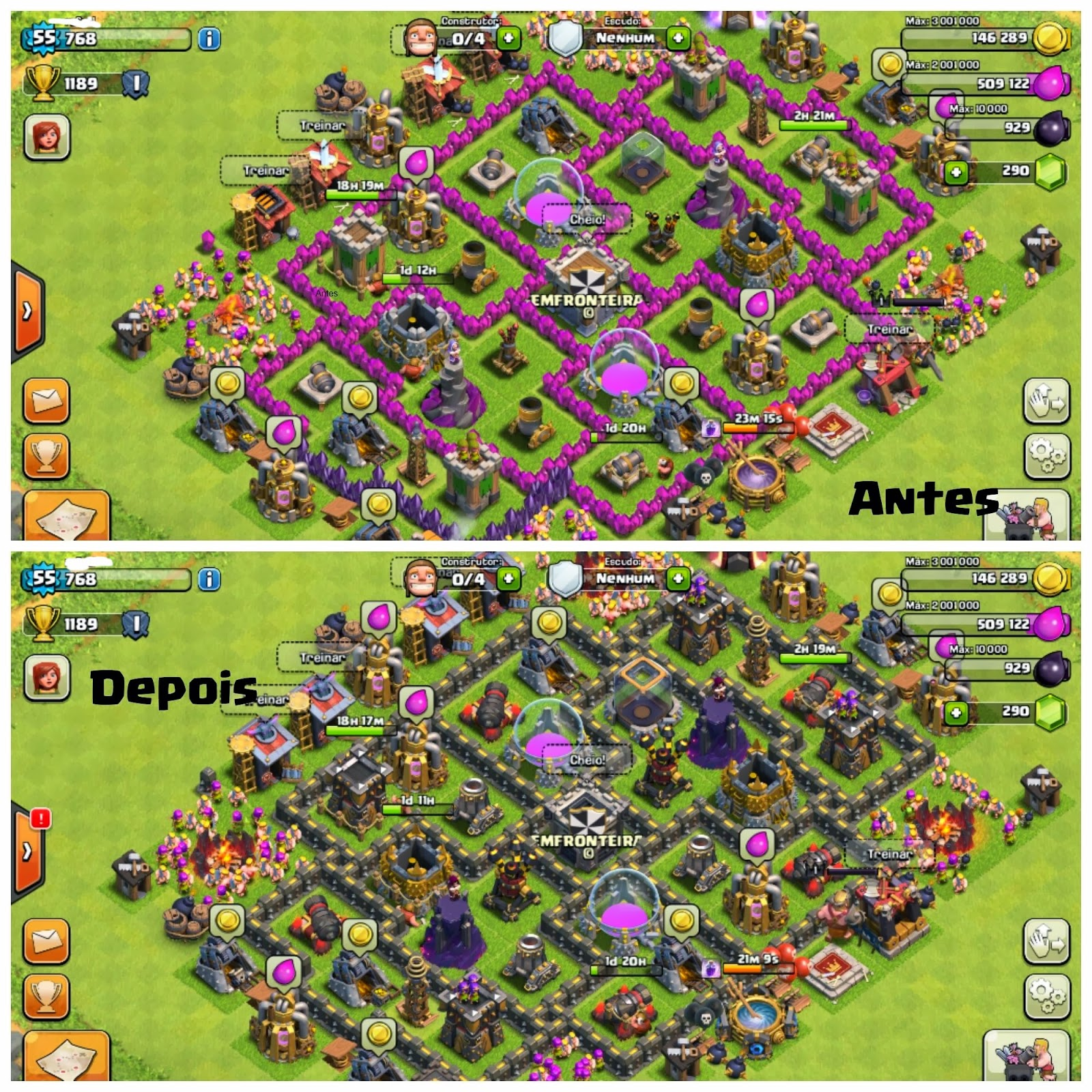 Tutorial - MOD Clash of Clans Android [Exclusivo]