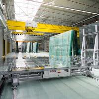Drutex - linia do produkcji szkła zespolonego Lisec