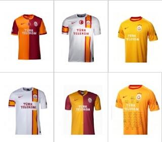 Galatasaray Yeni Formalar