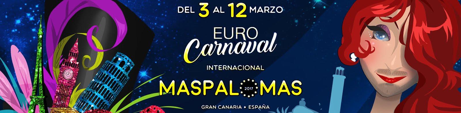 Carnaval Internacional de Maspalomas 2017