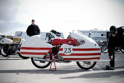 Ducati 125 Grand Prix Motorcycle Road Racer | 1955 Ducati 125 Grand Prix prototype