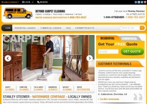 Stanley Steamer Coupons
