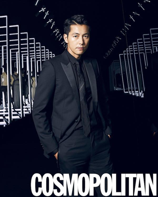 Jung Woo Sung  Esprit Dior