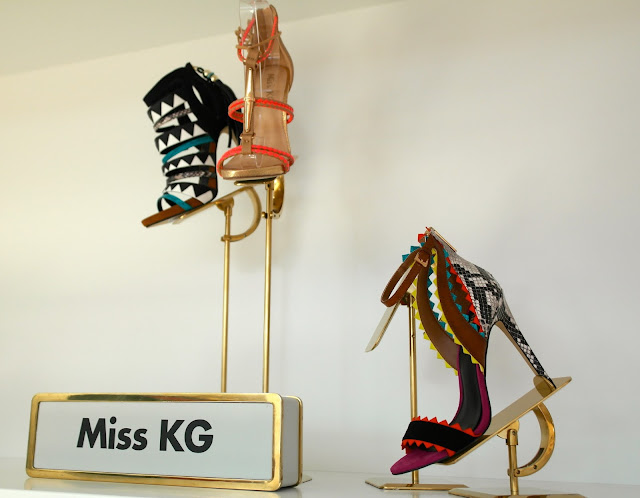 Kurt Geiger AW15 by What Laura did Next