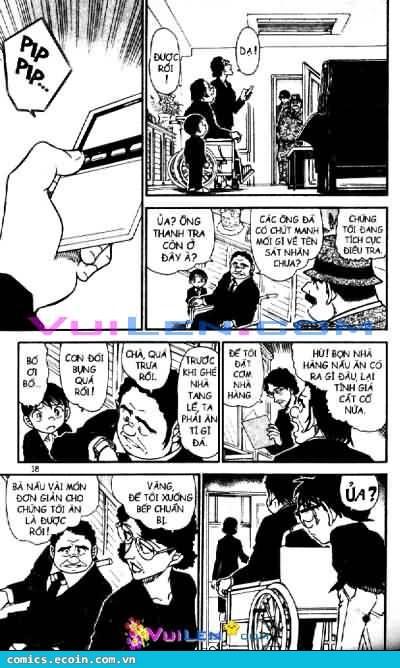 Detective Conan - Thám Tử Lừng Danh Conan chap 554 page 14 - IZTruyenTranh.com