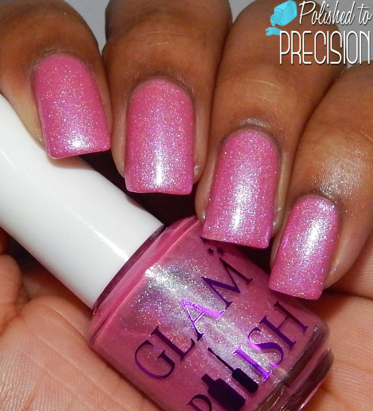 Glam Polish Rose Dawn