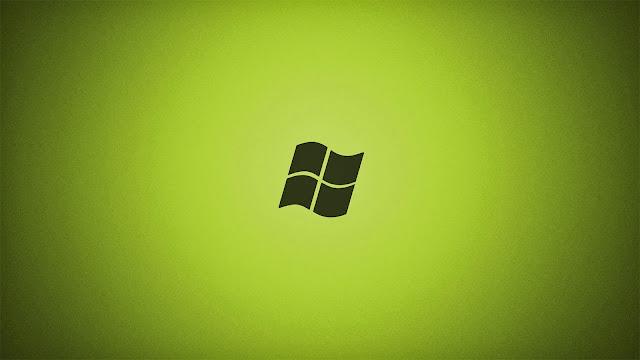 Windows Green Wallpaper