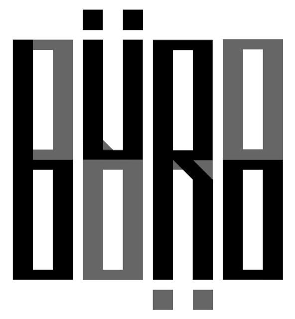publication, logo, buro, mmu, zine, text, type, experiment, graphic design, design, manchester, collaboration