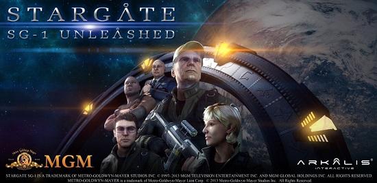 Stargate SG-1 Unleashed Ep 1