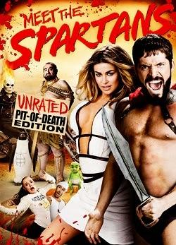 Una Loca Película De Esparta (2008) UNRATED 720p BDRip Dual Latino-Inglés