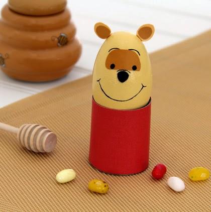Winnie the Pooh Easter Egg