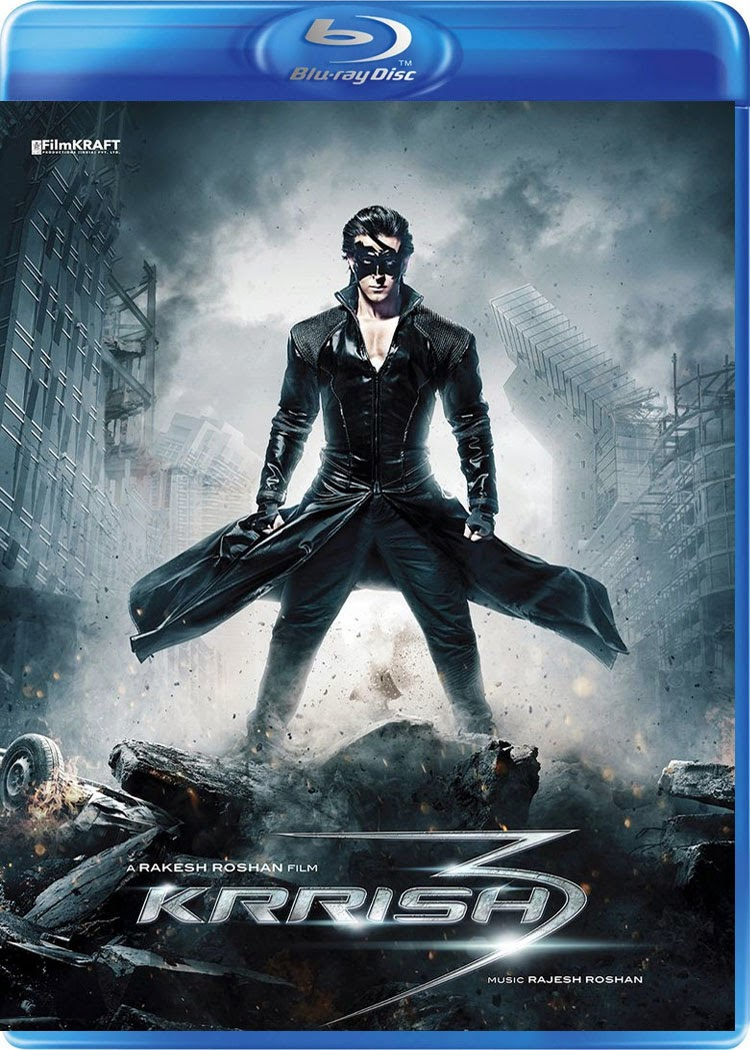 Krrish 3 (2014) BluRay 720p Legendado