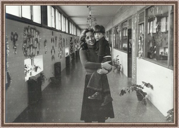 en Primaria: Rosas y espinas de una maestra que se ha jubilado