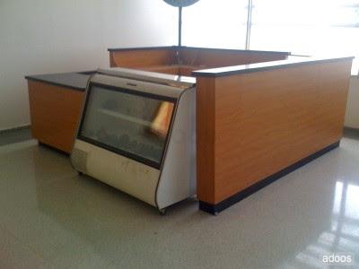 Carpinteria giovanni modulos comerciales vitrinas - Muebles para centros comerciales ...