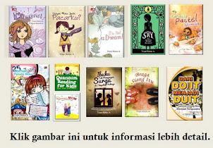 Buku-Buku Karya  Saya
