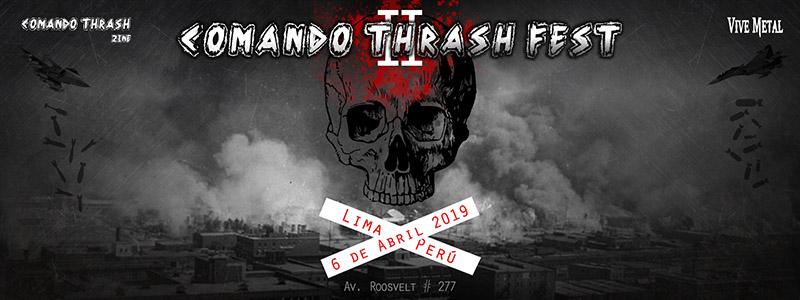 Comando Thrash Fest 2