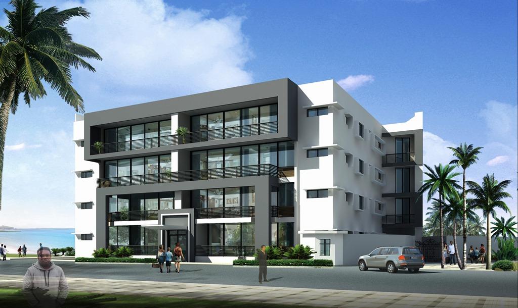 Plan facade 150m2 dakar maison moderne - Maison moderne 150m2 ...