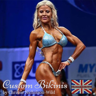 Custom competition bikinis UK