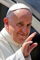 Pope Francis (Credit: Darko Bandic/Associated Press) Click to Enlarge.