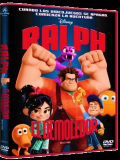 Wreck-It Ralph DVDR NTSC Español Latino