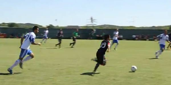 Video Andik di DC United