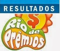 Resultado Rio de Prêmios 413 edição do dia 07/06/2015