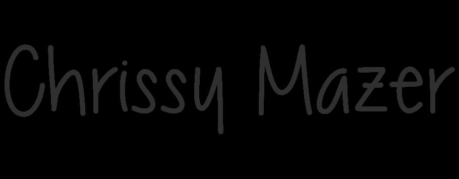 Chrissy Mazer