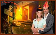 fan art di Gean. Il blog vi augura un Halloween all'insegna del divertimento . (konstantin marlene halloween )