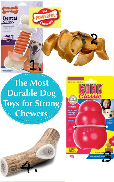 Toys For Dogs That Destroy Everything