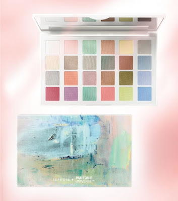 Sephora Pantone Color of the Year Modern Watercolors Eye Palette