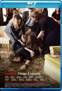August Osage County 2013 720p BRRip 850mb YIFY