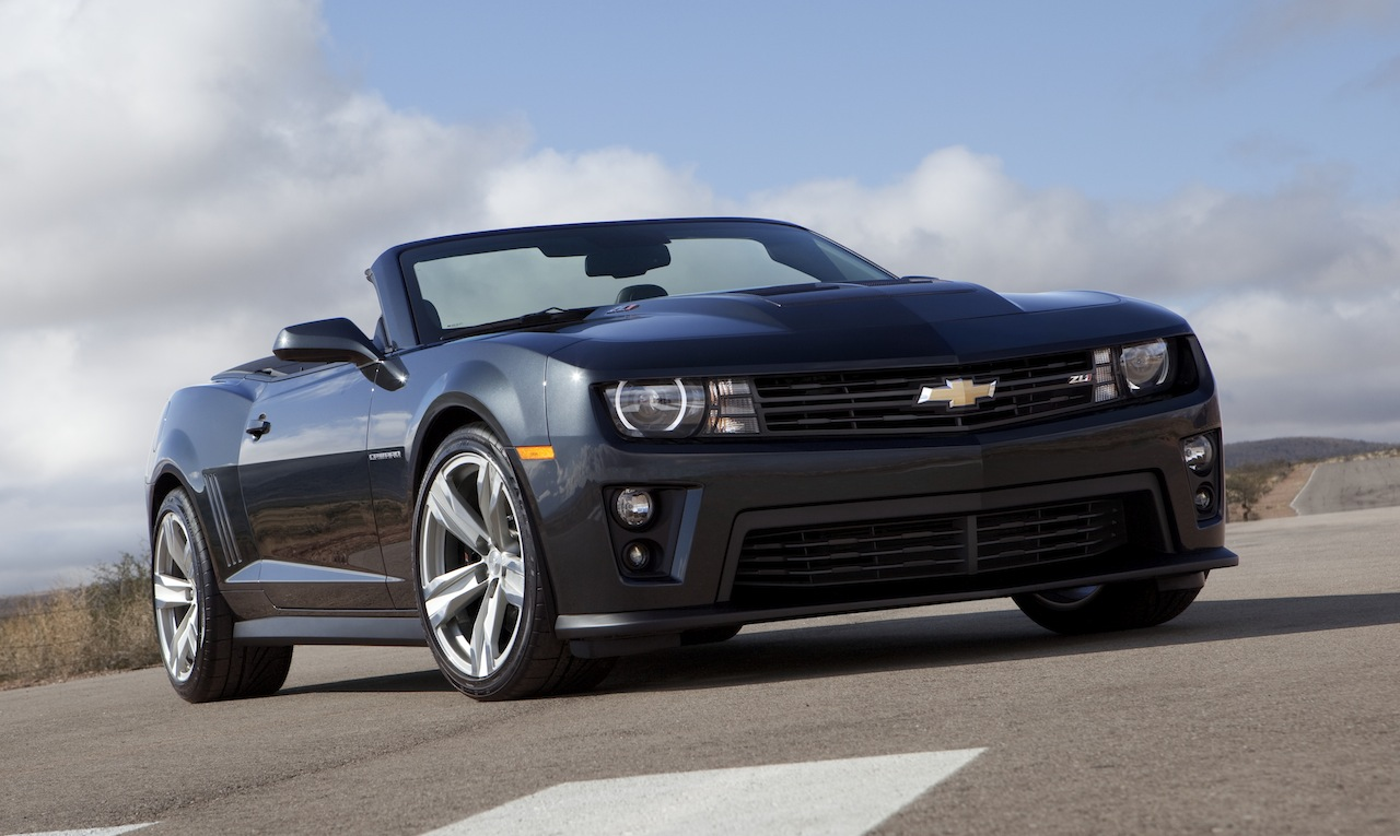 2013 chevrolet camaro zl1 convertible auto cars concept. Black Bedroom Furniture Sets. Home Design Ideas