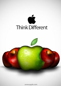 . : blog setting 13 : . Steve Job´s Memorial : . do think different to.words a distinctive world :