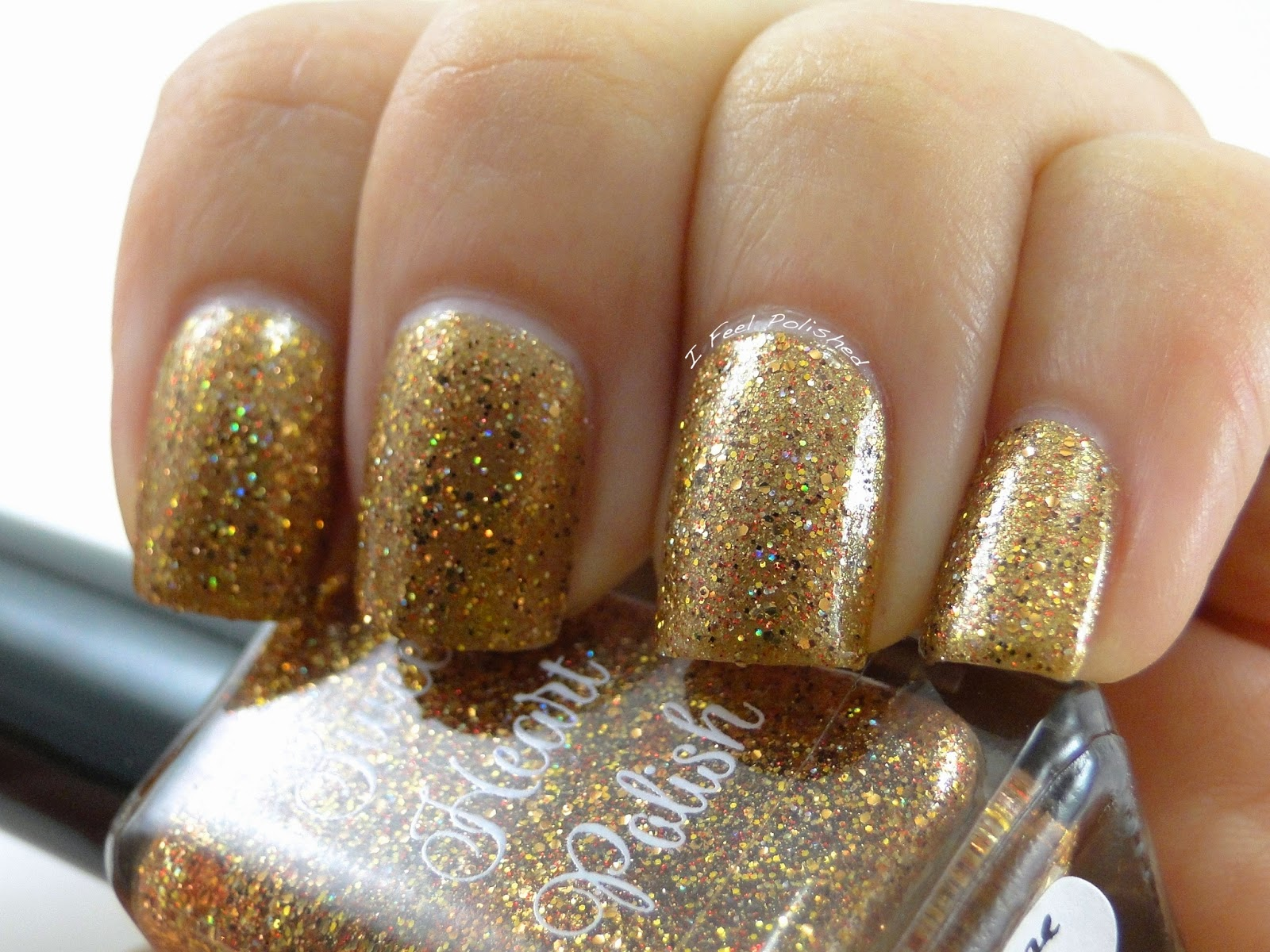 Sweet Heart Polish Inflame & Ignite