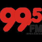 ouvir a Rádio 99,5 FM ao vivo e online Goiania GO