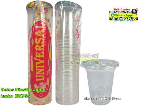 Gelas Plastik Juice