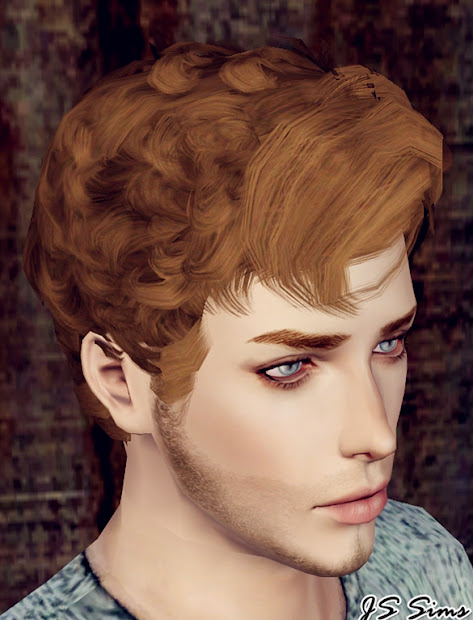 js sims 3 hairstyle - lindy