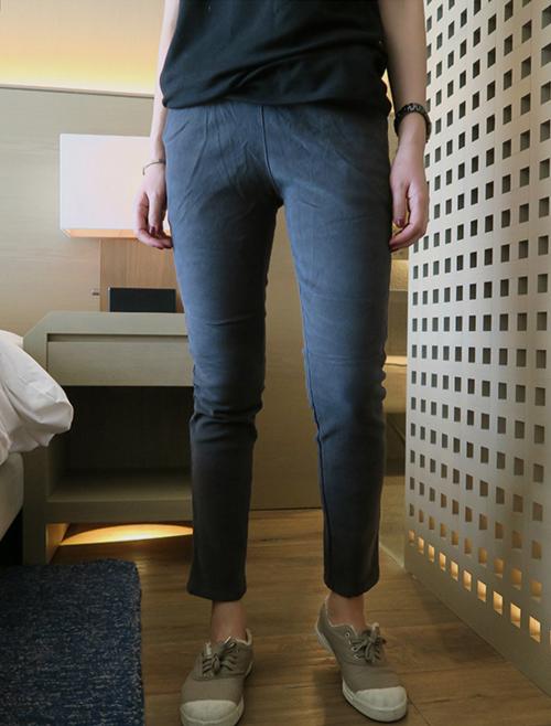 Drawstring Waist Pants