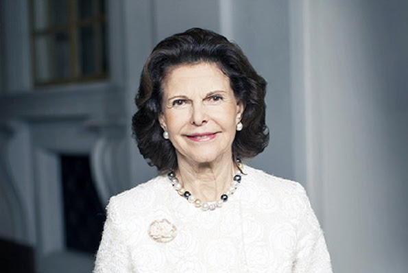 Queen Silvia of Sweden Crown Princess Victoria of Sweden, Prince Daniel of Sweden, Prince Carl Philip of Sweden, Princess Sofia of Sweden attended a concert