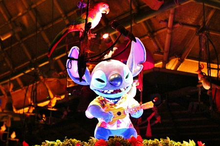 "The Enchanted Tiki Room: Stitch Presents ""Aloha E Komo Mai!"""