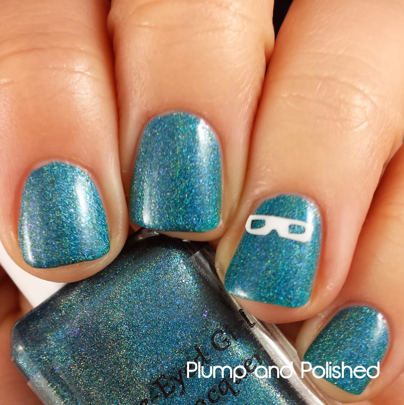 Blue-Eyed Girl Lacquer - Void Stuff