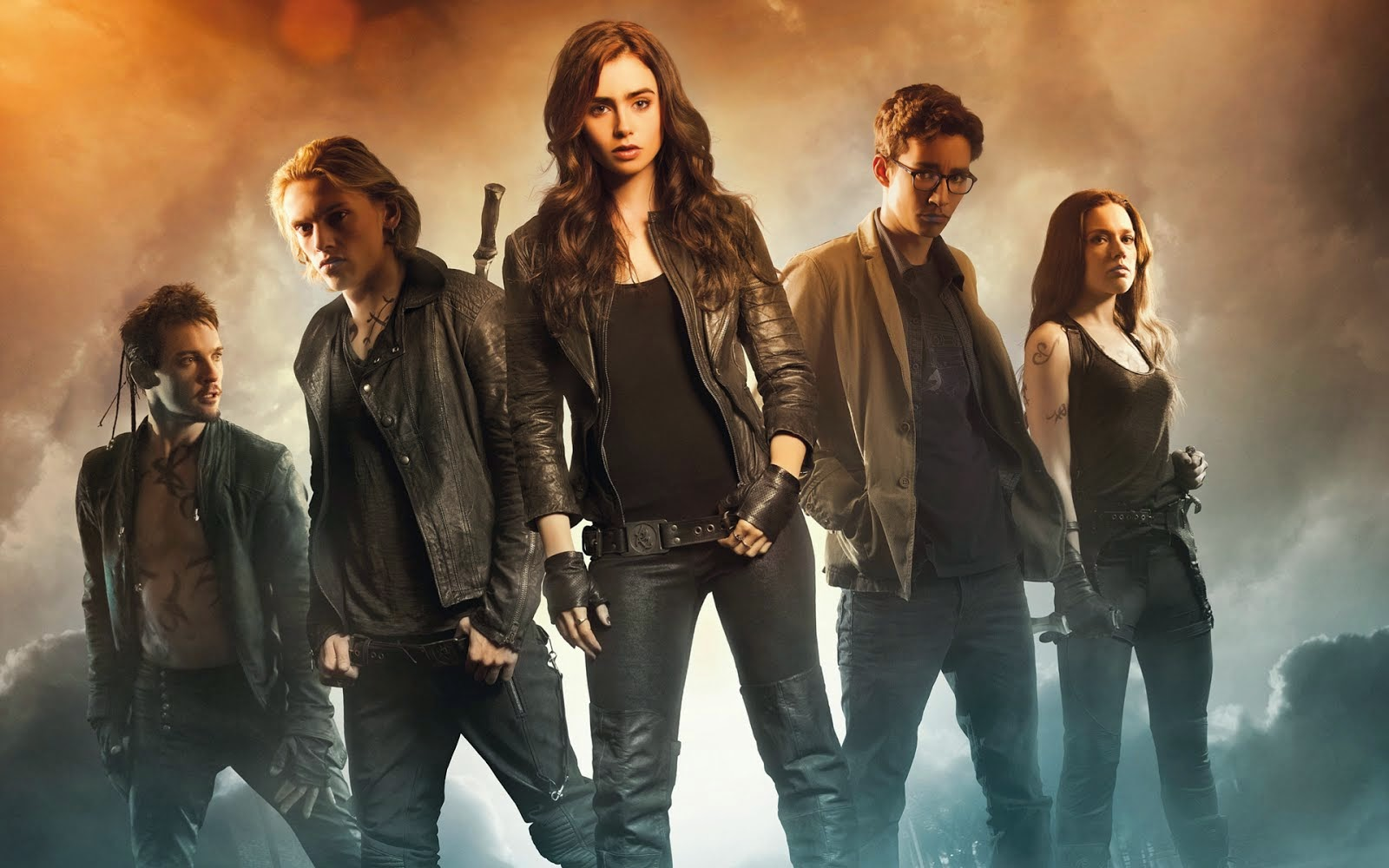 Shadowhunters City of Bones, the Movie