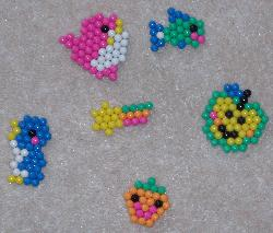 Stuff For Dads Aqua Beads - Aquabeads templates