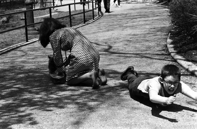 vintage everyday skateboarding in new york city 1960s