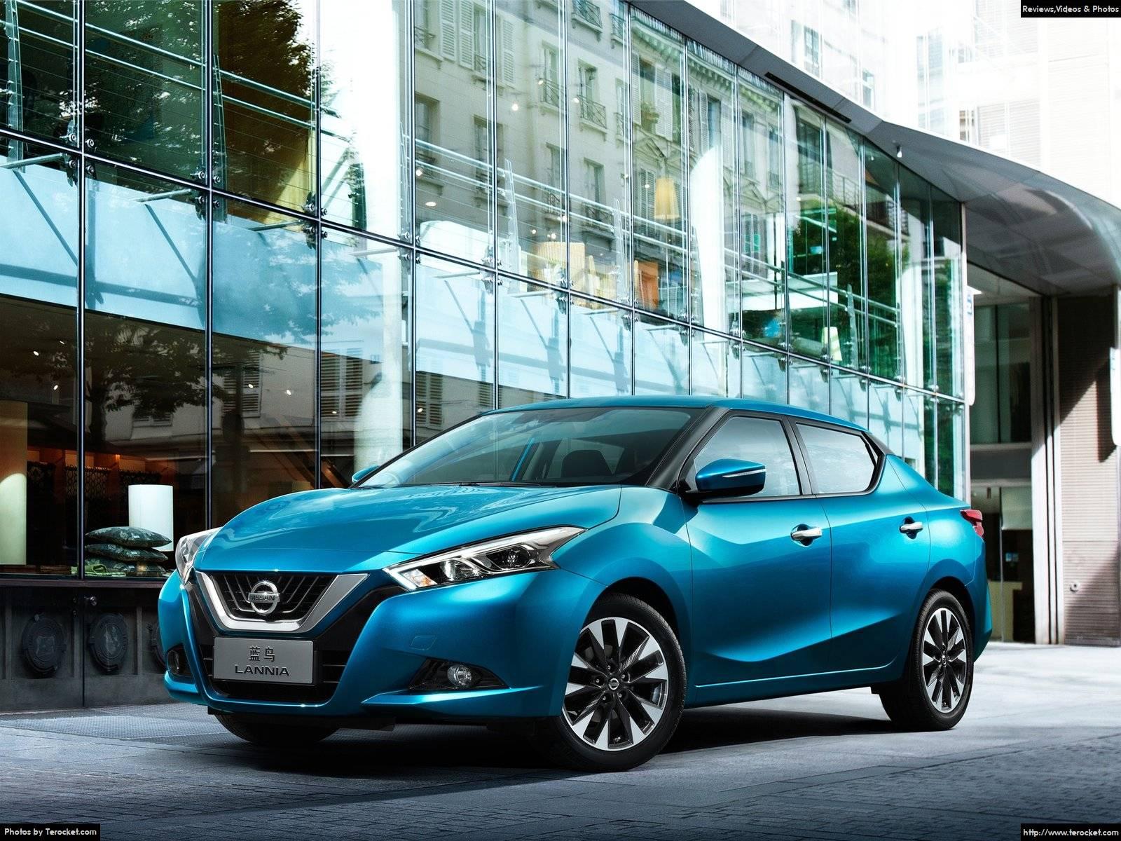 Hình ảnh xe ô tô Nissan Lannia 2016 & nội ngoại thất