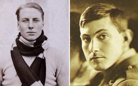 Kin Bentley In Line: Did George Mallory conquer Everest? George Mallory And Andrew Irvine