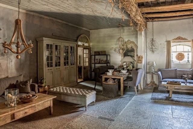 Jannysblog nieuwe schouw het jagershuis en hoeve hofackers - Interieur industriele stijl decoratie ...