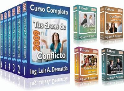 Tus Áreas de Conflicto – Ing. Luis Demattia [Curso]