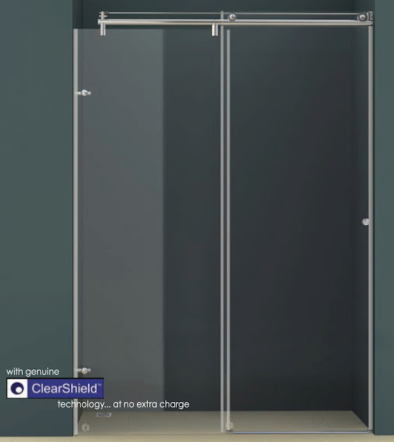 Stainless Steel Shower Doors