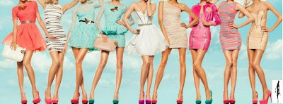 sapatos,shorts, vestidos, saias 2013